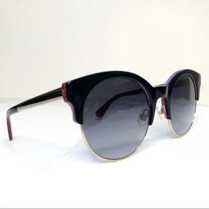 KATE SPADE -  52mm Clubmaster Sunglasses